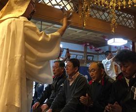 2月11日 星祭開運除厄大祈祷会